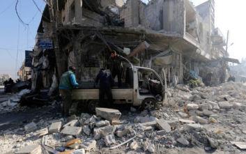 Συρία: Τρεις αλλοδαποί φιλοκυβερνητικοί μαχητές σκοτώθηκαν από πυραυλική επίθεση