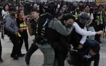 Χονγκ Κονγκ: Διαδηλώσεις και τα Χριστούγεννα
