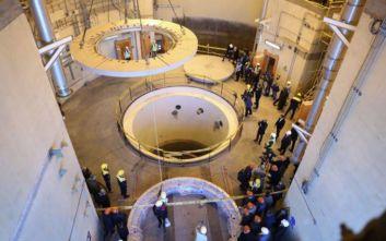 Βρετανία, Γαλλία και Γερμανία καλούν το Ιράν να εμμείνει στην πυρηνική συμφωνία του 2015