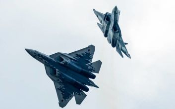 Συνετρίβη το πιο προηγμένο ρωσικό μαχητικό