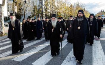Αύξηση του επιπέδου ασφάλειας στις πρεσβείες του Μαυροβουνίου στη Σερβία και τη Σλοβενία