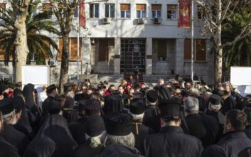 Σερβία – Μαυροβούνιο: Έντονες αντιδράσεις της σερβικής Εκκλησίας για θρησκευτικό νομοσχέδιο