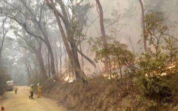 Αυστραλία: Συνεχίζεται η μάχη των πυροσβεστών με τις φλόγες και τα Χριστούγεννα