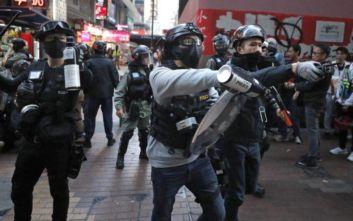 Πορεία και την Πρωτοχρονιά ετοιμάζουν οι διαδηλωτές στο Χονγκ Κονγκ