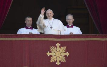 Πάπας Φραγκίσκος: Το φως του Χριστού είναι μεγαλύτερο από το σκοτάδι στις καρδιές των ανθρώπων