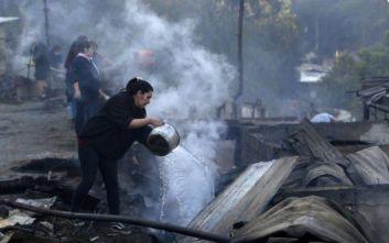 Χιλή: Σε εμπρησμούς οφείλονται οι καταστροφικές φωτιές στη χώρα