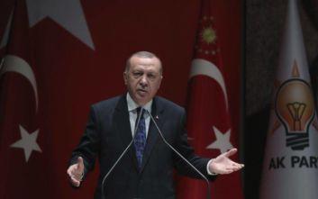 Ερντογάν κατά Ρωσίας: Δεν σέβεται τις συμφωνίες που έχει υπογράψει για τη Συρία