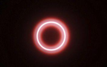 Εντυπωσίασε όλη την Ασία η δακτυλιοειδής έκλειψη ηλίου