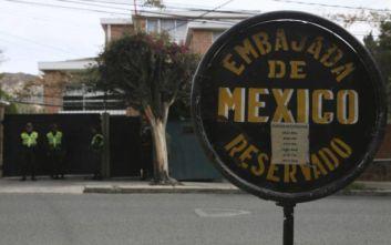 Η Βολιβία κατηγορεί Ισπανούς διπλωμάτες για προσπάθεια απομάκρυνσης καταζητούμενου συνεργάτη του Έβο Μοράλες