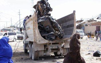 Σομαλία: Στους 90 ανέβηκαν οι νεκροί από την έκρηξη παγιδευμένου οχήματος