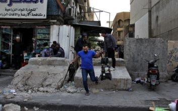 Ιράκ: Επίθεση διαδηλωτών κατά της αμερικανικής πρεσβείας στη Βαγδάτη