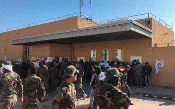Εκκενώθηκε η αμερικανική πρεσβεία στη Βαγδάτη