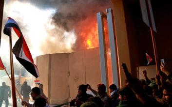 Ιράκ: Τουλάχιστον 12 τραυματίες ο απολογισμός των βίαιων επεισοδίων