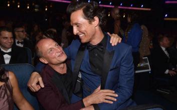 Μία ανδρική φιλία στο Χόλιγουντ από τις λίγες