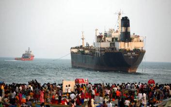 Δυτική Αφρική: Απαγωγή 20 Ινδών που ήταν μέλη πληρώματος δεξαμενόπλοιου