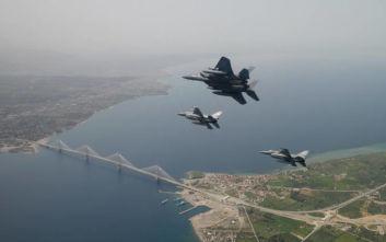 Σε δημόσια διαβούλευση το νομοσχέδιο για F-16, Mirage και υποβρύχια