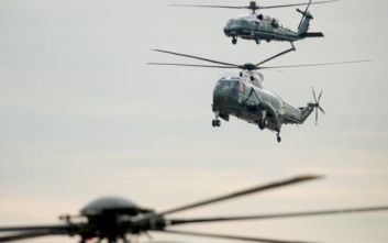 Συναγερμός για βόμβα σε βάση της Πολεμικής Αεροπορίας στη Φλόριντα
