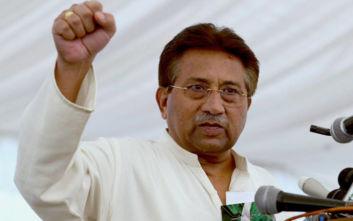 Πακιστάν: Ο Μουσάραφ καταδικάστηκε σε θάνατο για εσχάτη προδοσία και υπονόμευση του Συντάγματος