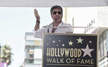 Ο κριτής του X Factor που απογοητεύτηκε επειδή δεν θα γίνει ιππότης