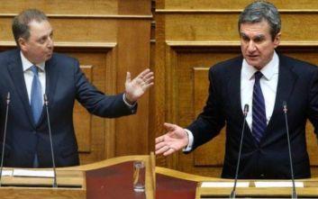 Για ανάγκη ενότητας και ομοψυχίας έκαναν λόγο οι κοινοβουλευτικοί εκπρόσωποι ΝΔ και ΚΙΝΑΛ