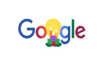 Η Google μας εύχεται καλές γιορτές με το σημερινό της Doodle