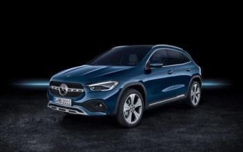 Νέα Mercedes-Benz GLA με πιο επιβλητική εμφάνιση