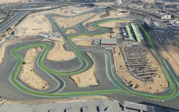 Πάρκο μηχανοκίνητου αθλητισμού στο Ντουμπάι