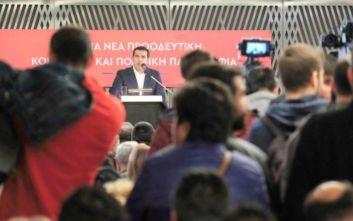 Αλέξης Τσίπρας: Ενώνουμε το μέτωπο να πέσει η δεξιά απ' τα πανεπιστήμια μέχρι την δουλειά