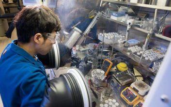 Έρχονται μπαταρίες με υλικά που βρίσκονται στη θάλασσα