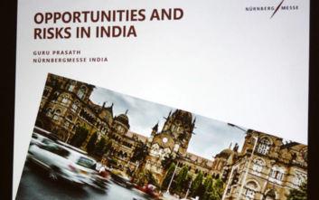 Τι πρέπει να προσέξουν οι Έλληνες εξαγωγείς που θέλουν να μπουν στην απαιτητική αγορά της Ινδίας