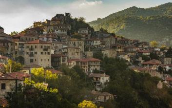 Τρία υπέροχα ορεινά χωριά στην Πελοπόννησο