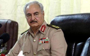 Λιβύη: Οι δυνάμεις του στρατάρχη Χαφτάρ κατέλαβαν πλοίο με Τούρκους ναυτικούς