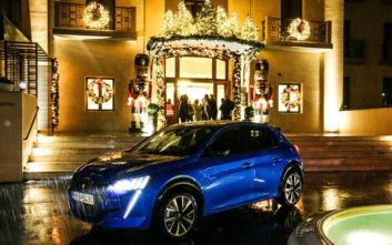 Το νέο Peugeot 208 αυτοκίνητο της χρονιάς για την Ελλάδα
