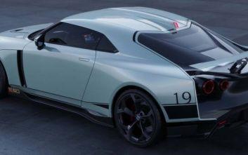 Στα τέλη του 2020 οι παραδόσεις του Nissan GT-R50