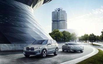 BMW iX3, ένα καινοτόμο όχημα μηδενικών ρύπων για καθημερινή χρήση