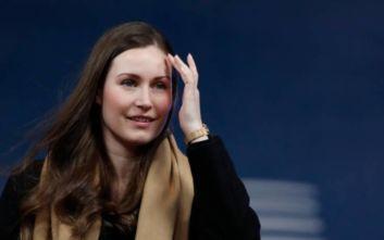 Σε καραντίνα η 34χρονη πρωθυπουργός της Φινλανδίας