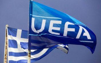 Βαθμολογία UEFA: Σε δύσκολη θέση η Ελλάδα κινδυνεύει να πέσει κι άλλο