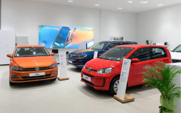 Volkswagen στον Βύρωνα