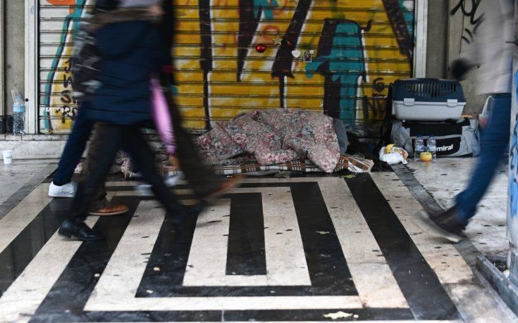 Τα έκτακτα μέτρα του Δήμου Αθηναίων για τους άστεγους λόγω της κακοκαιρίας