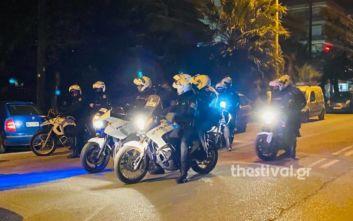 Θεσσαλονίκη: Η Αστυνομία απέτρεψε την τελευταία στιγμή επεισόδιο μεταξύ οπαδών