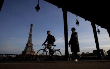 Οι απεργίες στα μέσα μεταφοράς στο Παρίσι αύξησαν τα τροχαία με δίκυκλα