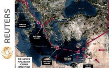 Reuters: Η συμφωνία Τουρκίας-Λιβύης προκαλεί συναγερμό στην Αν.Μεσόγειο