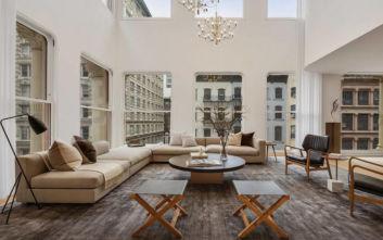 Απολαύστε ένα νεοϋορκέζικο διαμέρισμα 6,5 εκατ. ευρώ