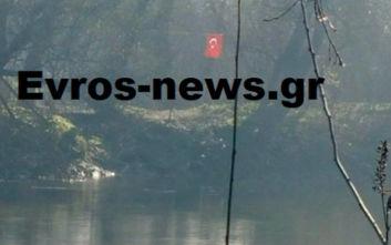 Τουρκική σημαία στον Έβρο: Τι λένε κύκλοι του υπουργείου Εθνικής Άμυνας