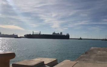 Απέπλευσε από την Ισπανία το σαουδαραβικό «πλοίο του θανάτου»
