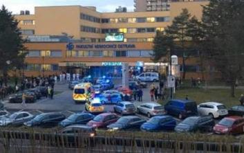 Τσεχία: Φόβοι για πολλά θύματα σε επεισόδιο με πυροβολισμούς
