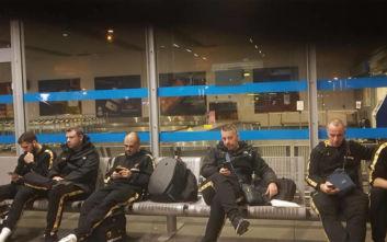 ΑΕΚ: Οι απεργίες στη Γαλλία την έστειλαν στο Πο με... Οδύσσεια και με τις μισές αποσκευές