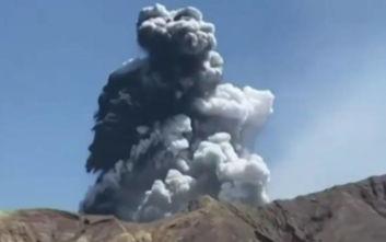 Έκρηξη ηφαιστείου στη Νέα Ζηλανδία: «Κανένα ίχνος ζωής», δεν περιμένουν να βρουν άλλους επιζώντες