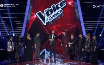 The Voice: Αυτοί είναι οι 8 που πέρασαν στον τελικό