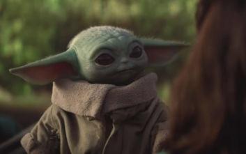 Το μωρό Yoda αποτέλεσε έμπνευση για να γίνει... κοκτέιλ